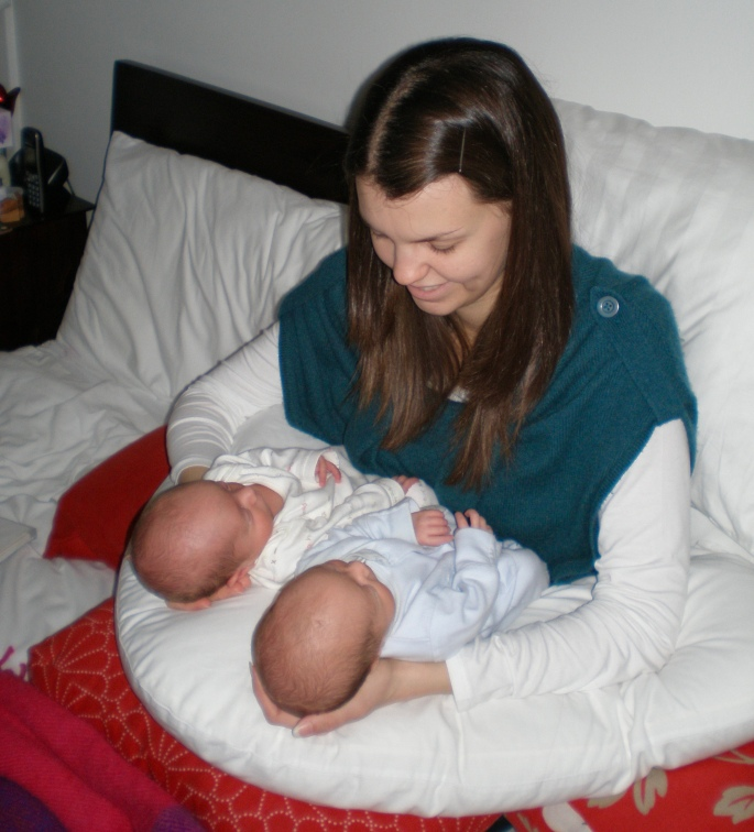 Motherhood 1 month in
